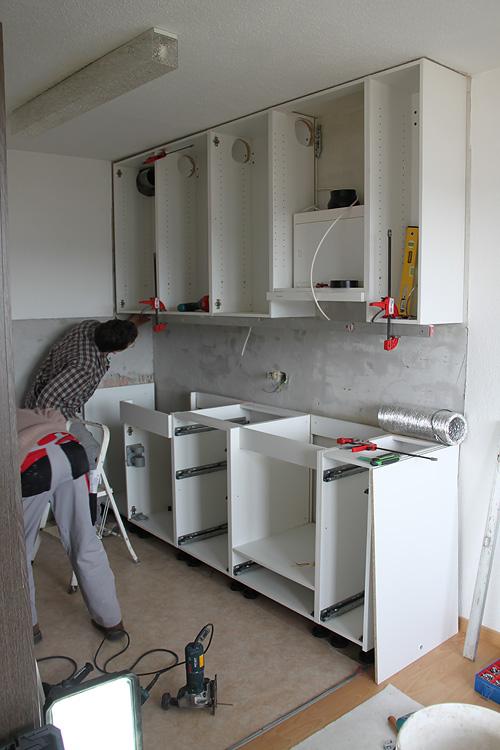 Küchenumbau  primacucina.ch